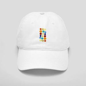 Bright Polka Dots Cap