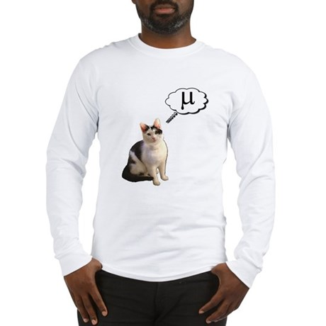 Mu Kitty Long Sleeve T-Shirt