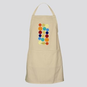 Bright Polka Dots Apron