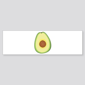 Avacado Bumper Sticker