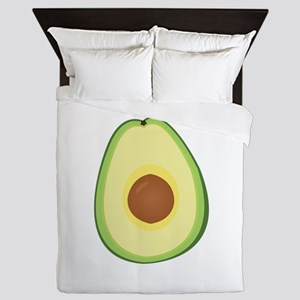 Avacado Queen Duvet