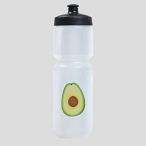 Avacado Sports Bottle