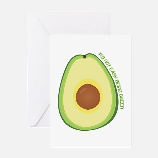 It's Not Easy Being Green Greeting Cards