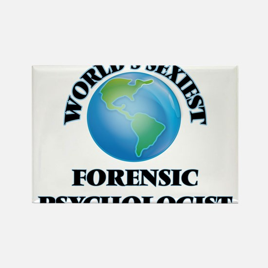 World's Sexiest Forensic Psychologist Magnets