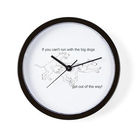 If you can't run Wall Clock