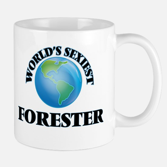 World's Sexiest Forester Mugs
