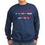 Gets Fixed Sweatshirt (dark)