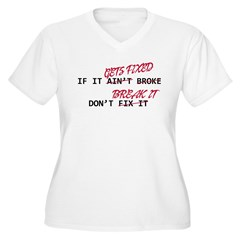 Gets Fixed T-Shirt