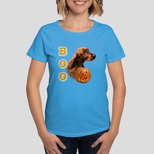 Irish Setter Boo Women's Dark T-Shirt