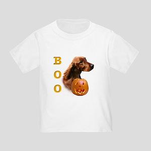 Irish Setter Boo Toddler T-Shirt