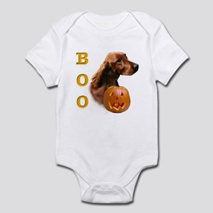 Irish Setter Boo Infant Bodysuit