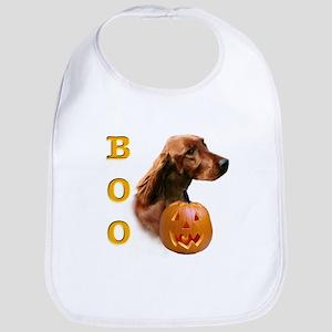 Irish Setter Boo Bib