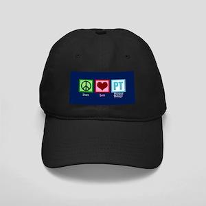 PT Blue Black Cap