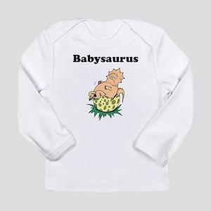 Babysaurus Long Sleeve T-Shirt