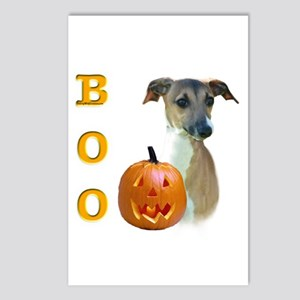 Iggy Boo Postcards (Package of 8)