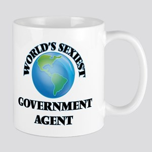 World's Sexiest Government Agent Mugs