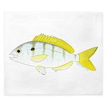 Pinfish King Duvet