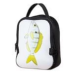 Pinfish c Neoprene Lunch Bag