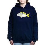 Pinfish c Women's Hooded Sweatshirt