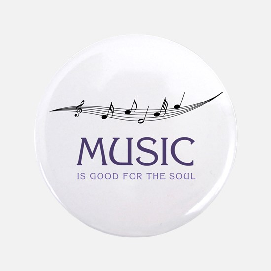 "Music For Soul 3.5"" Button"