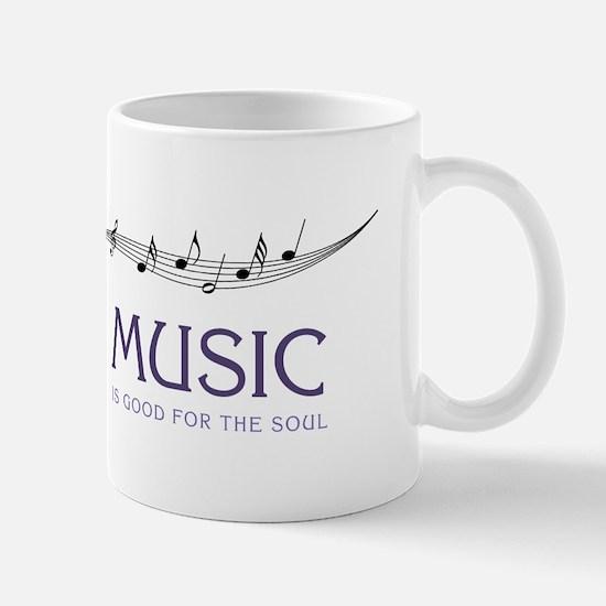 Music For Soul Mugs