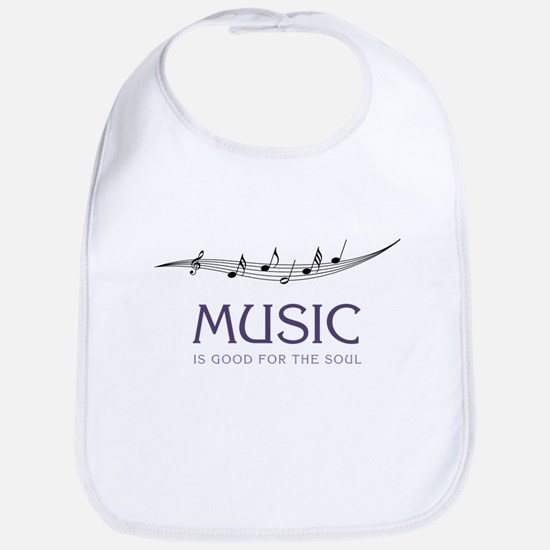 Music For Soul Bib