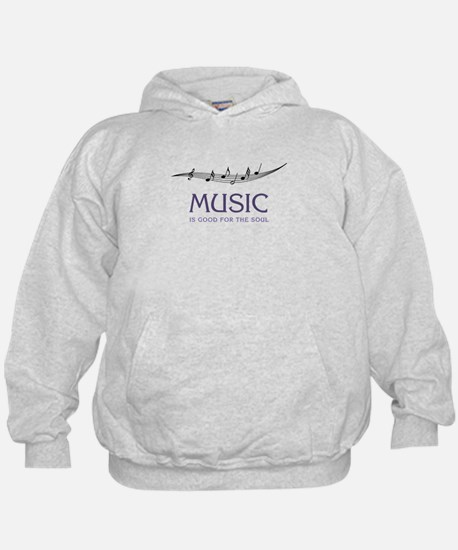 Music For Soul Hoodie
