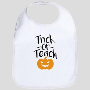 Trick or Teach Baby Bib