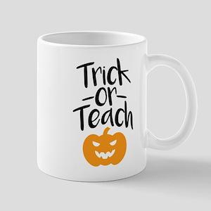 Trick or Teach Mugs