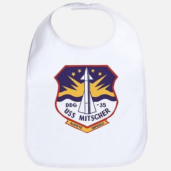 USS MITSCHER Bib