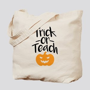 Trick or Teach Tote Bag