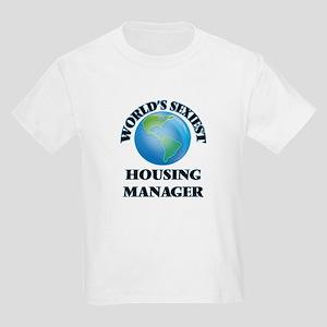 World's Sexiest Housing Manager T-Shirt