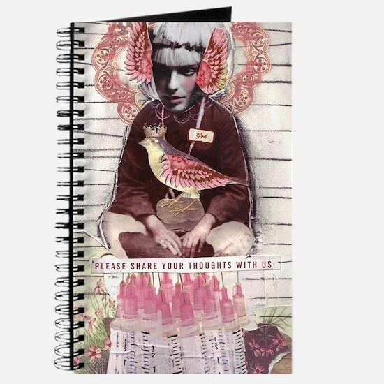 Bird Girl Journal
