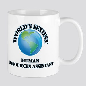 World's Sexiest Human Resources Assistant Mugs