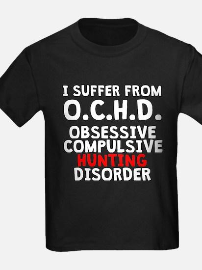 Obsessive Compulsive Hunting Disorder T-Shirt
