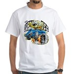 Ej's Monster Bee Hot Rod T-Shirt