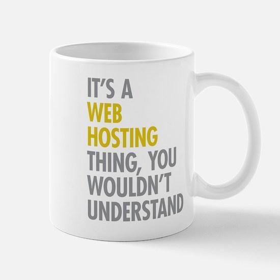 Web Hosting Thing Mug