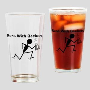 Chemist Humor Drinking Glass