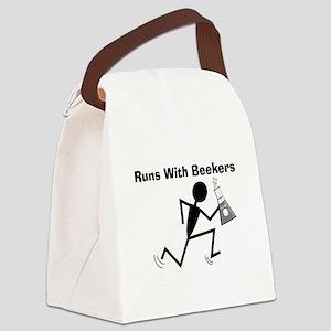 Chemist Humor Canvas Lunch Bag