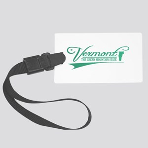 Vermont State of Mine Luggage Tag