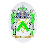 Gregg Ornament (Oval)