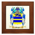 Greger Framed Tile