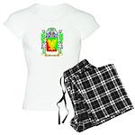 Greeves Women's Light Pajamas