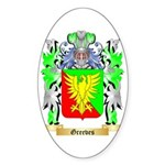 Greeves Sticker (Oval 50 pk)