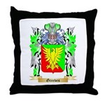 Greeves Throw Pillow