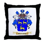 Greenzweig Throw Pillow