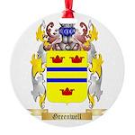 Greenwell Round Ornament