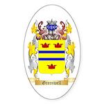 Greenwell Sticker (Oval 10 pk)