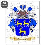 Greenstein Puzzle