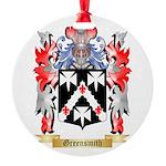 Greensmith Round Ornament